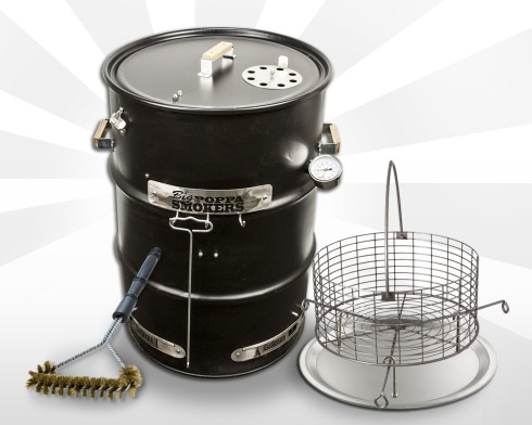 Drum Smoker Kit